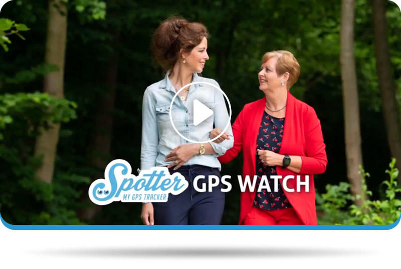 Senior GPS Watch Spotter